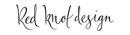 Red Knot Design Logo
